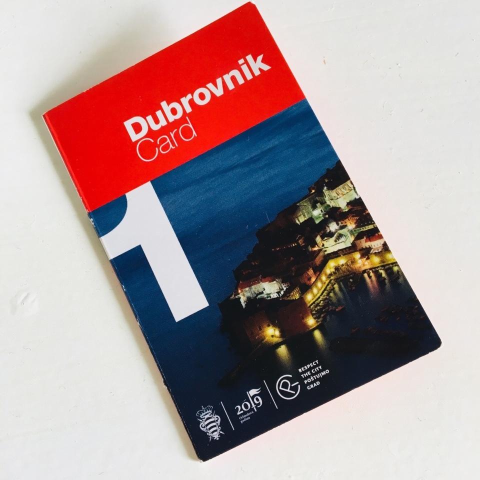 ドゥブロヴニクカード