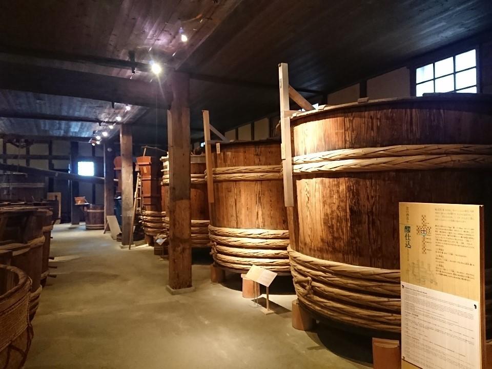 阪神間モダニズム建築巡り・灘五郷酒蔵街の近代建築