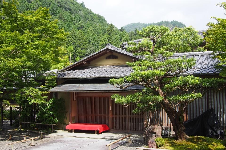 京都保養所一泊旅行