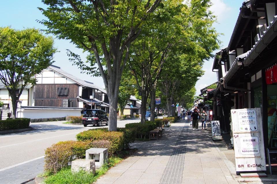 夢京橋キャッスルロード/四番町スクエア