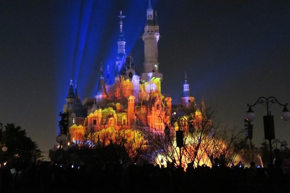 上海市内&ディズニーランド2泊3日の旅