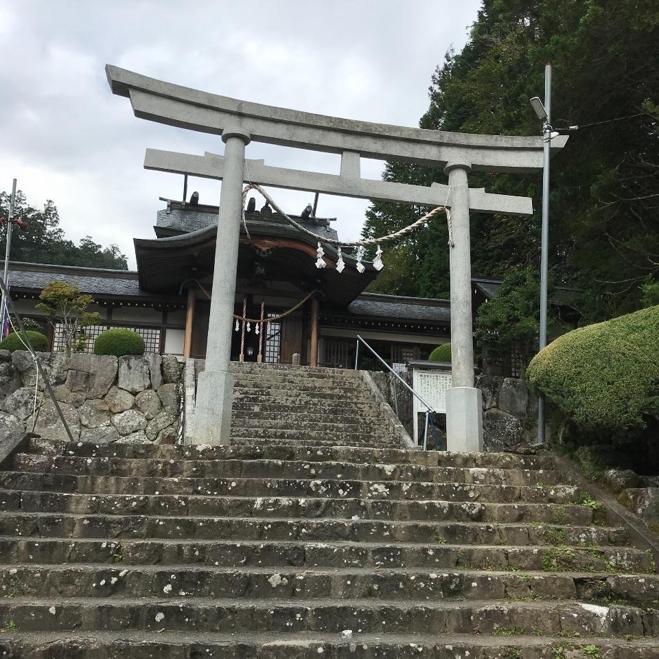 夫婦木神社(上社/男宮)