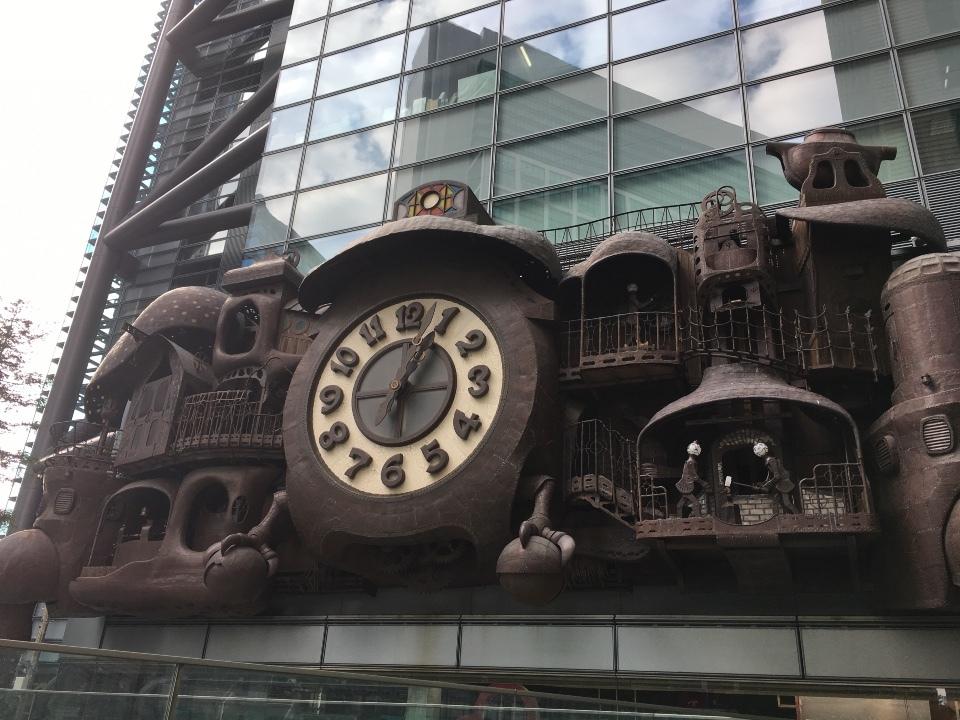 東京プチ散策3(新橋)