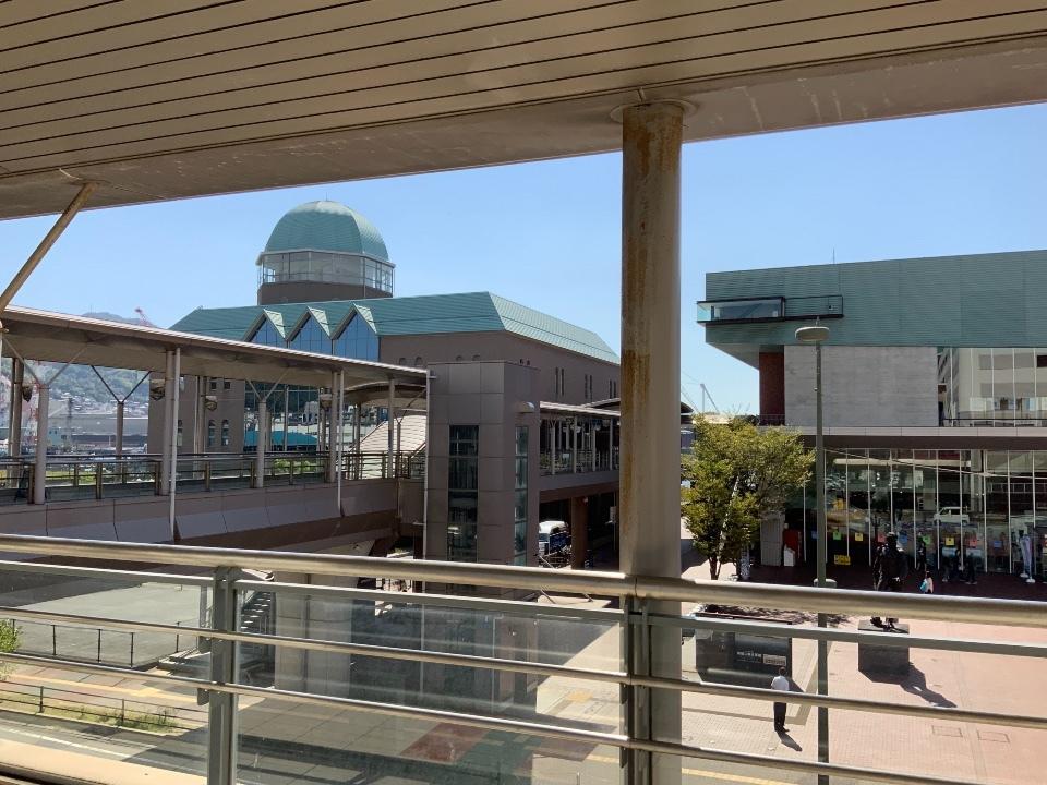 呉港 と 大和ミュージアム