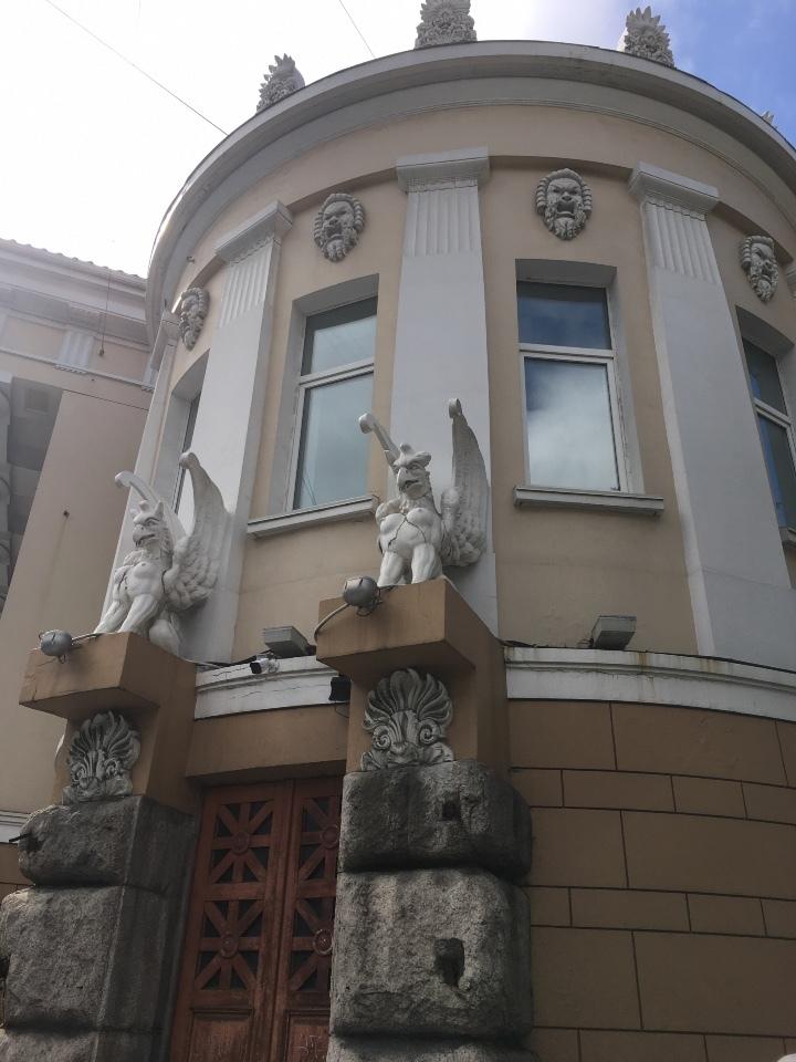 旧横浜銀行跡地