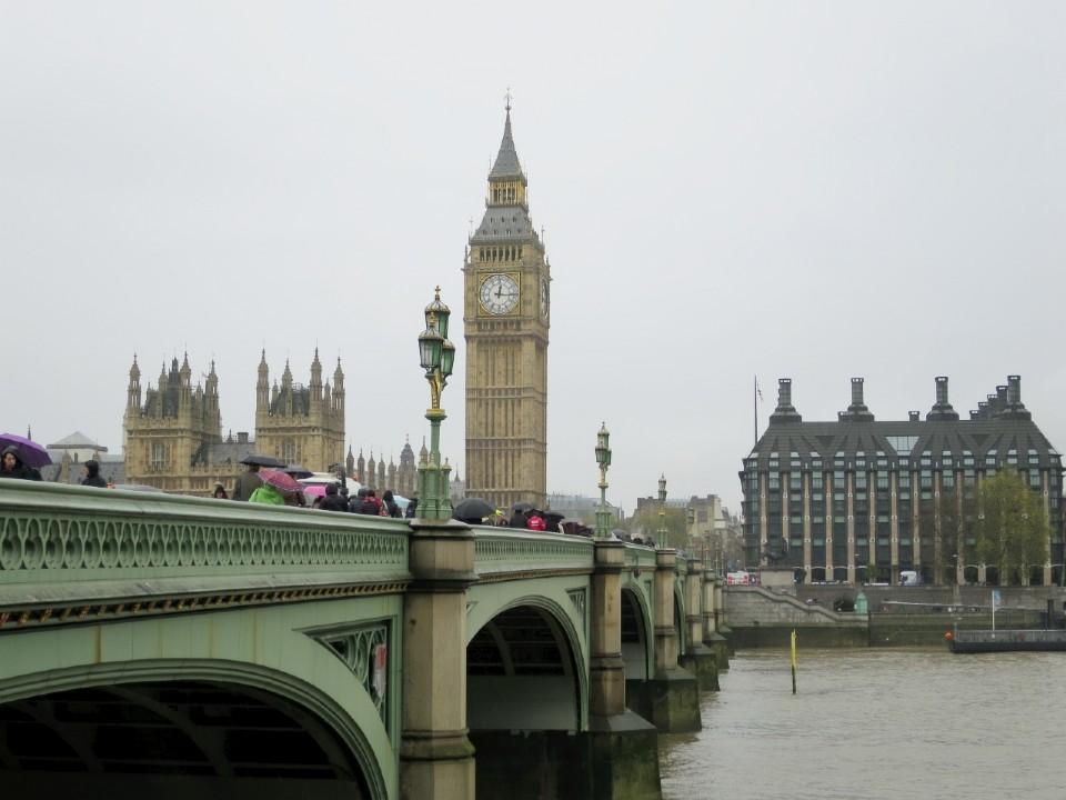 イギリス ロンドンの町を1日で回ってみた!