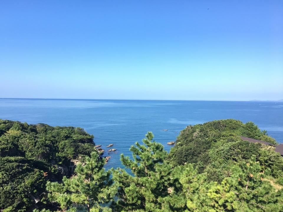 海の魅力を堪能「和歌山県 白浜」