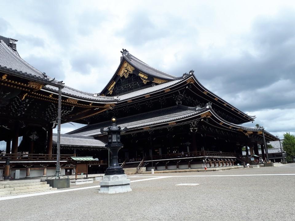 初めての京都観光!