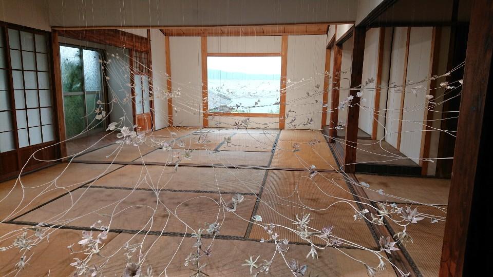 男木島の芸術作品