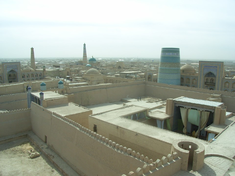 アク・シャイフ・ババの高台