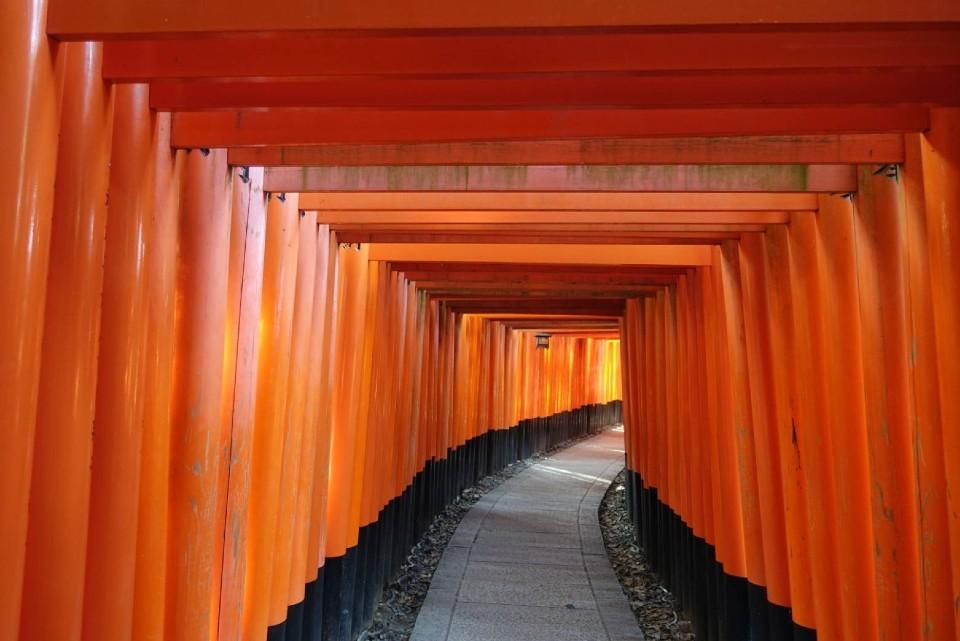 毎年恒例!9月京都旅行