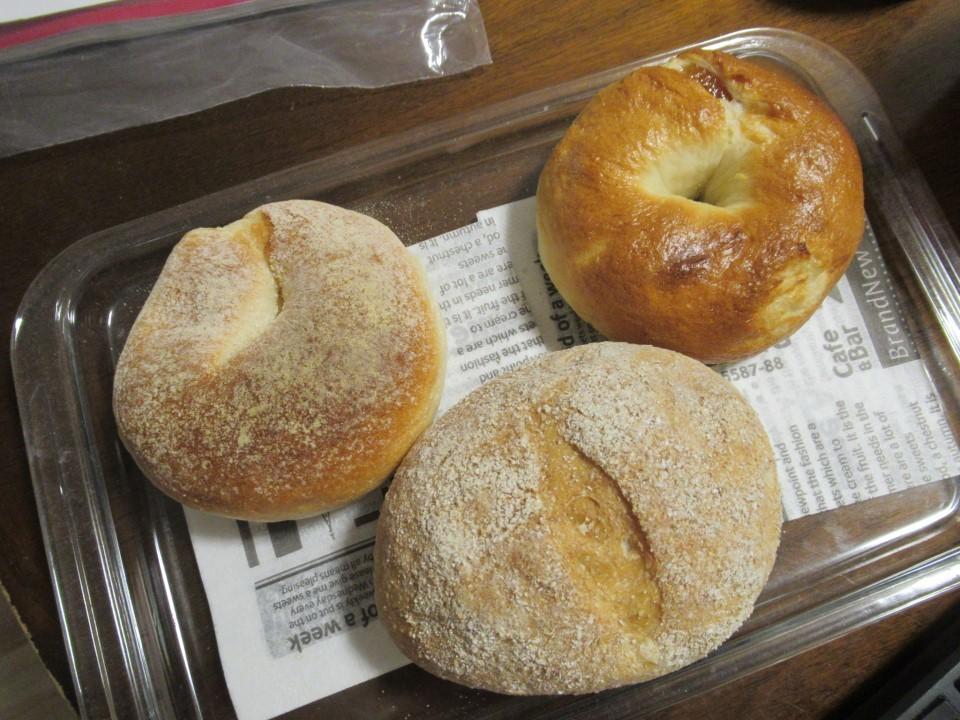 NAOZOさんのパン