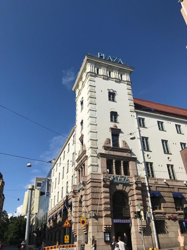 ラディソンブルプラザホテル