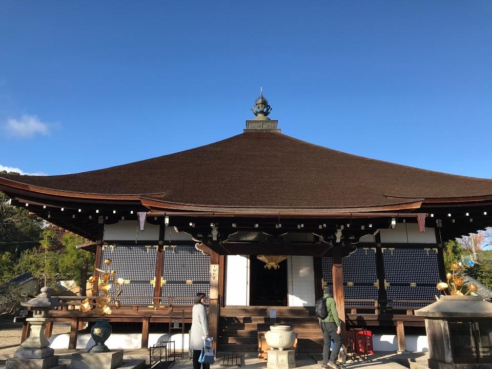 仁和寺御影堂