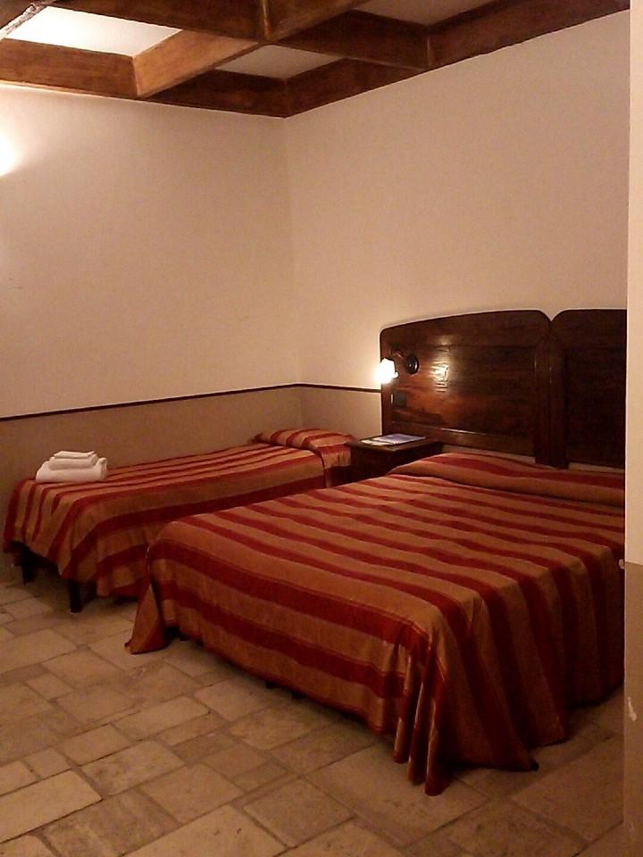 ウナ ホテル レジーナ  UNAHOTELS Regina Bari客室
