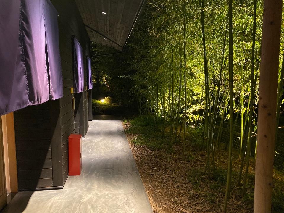 富士山と伊豆を愉しむ秋旅〜お宿編「玉蜂館」