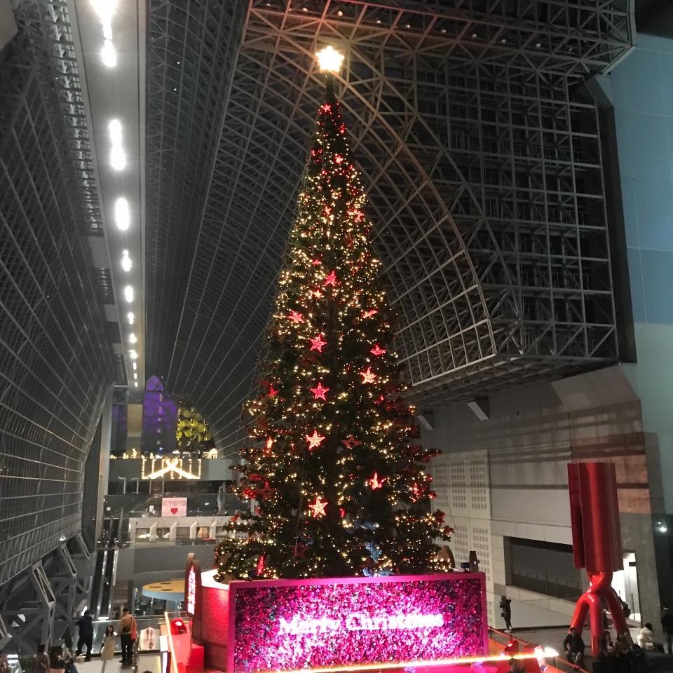 京都駅イルミネーション