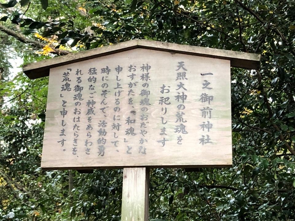 熱田神宮「一之御前神社」「宝物館」