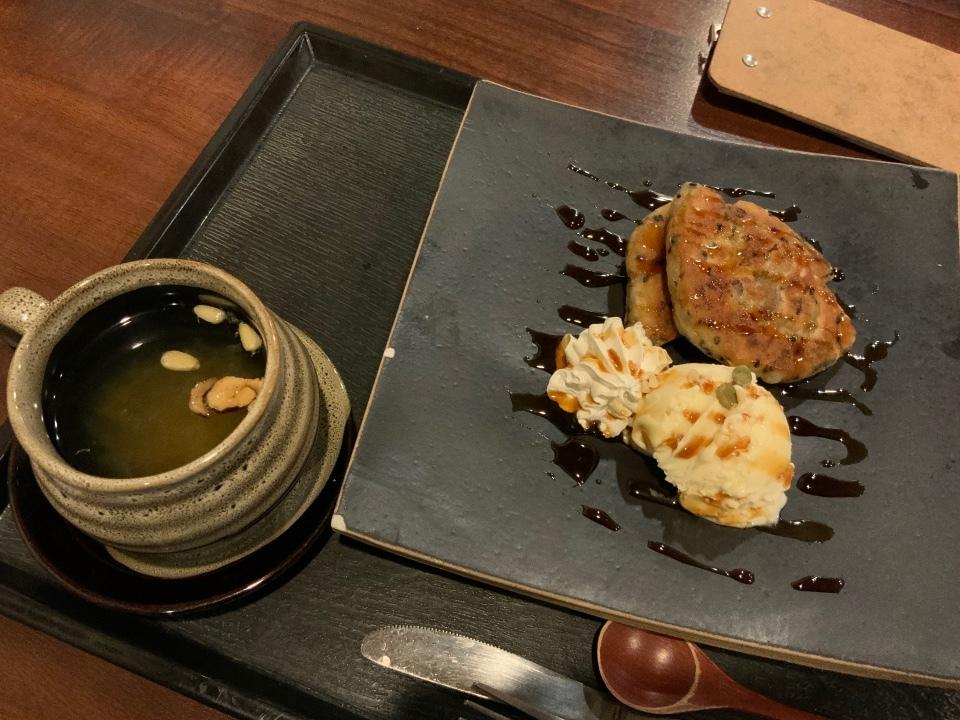 韓国カフェ「茶母 (たも)」