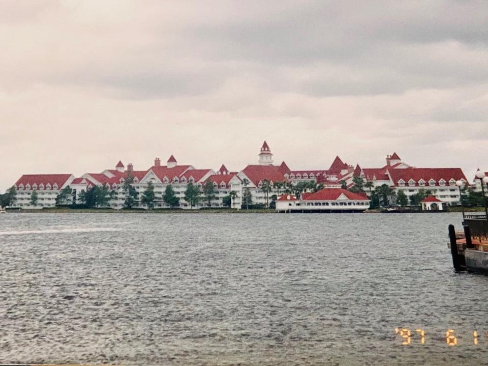 ディズニー・グランド・フロリディアン・リゾート&スパ