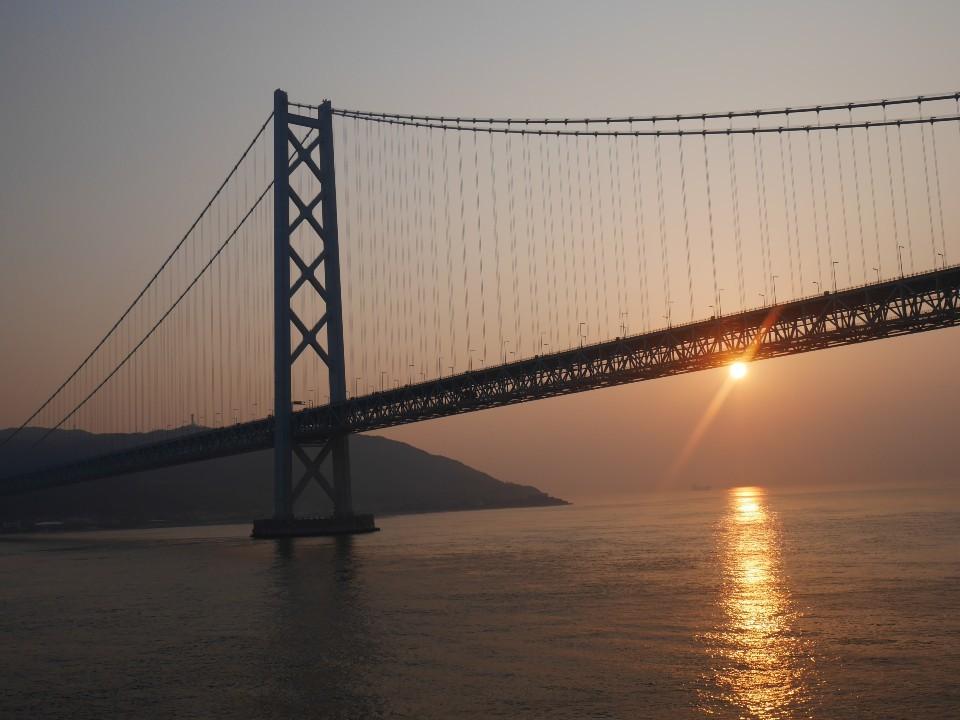 小豆島→神戸 フェリー