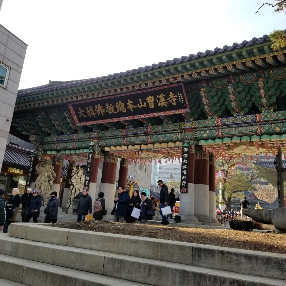 曹渓寺(チョゲサ)