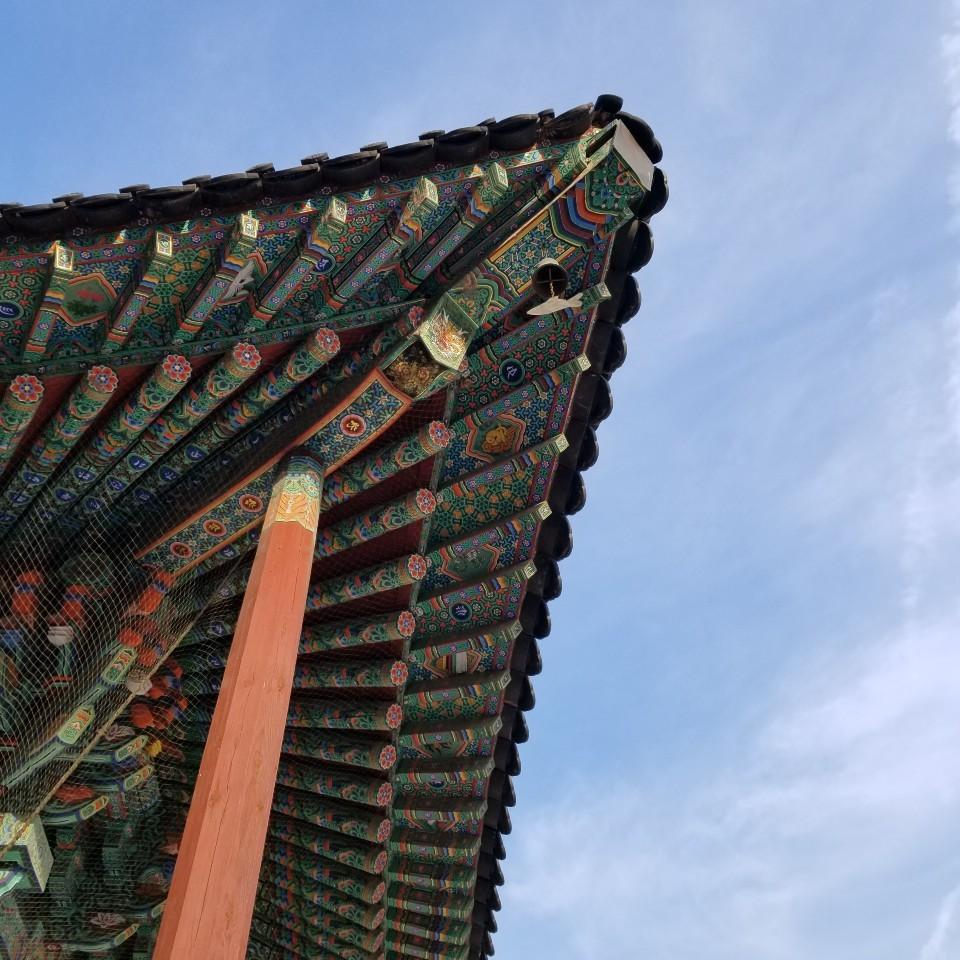 韓国の紅葉🍁お寺、世界遺産を巡る旅
