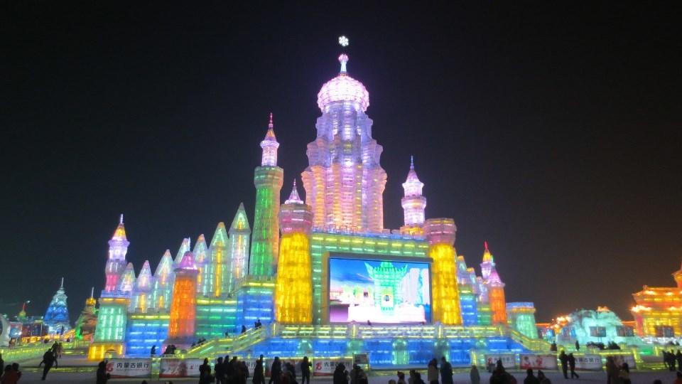 中国黒龍江省・ハルビン〜氷雪祭りと東方のモスクワ〜