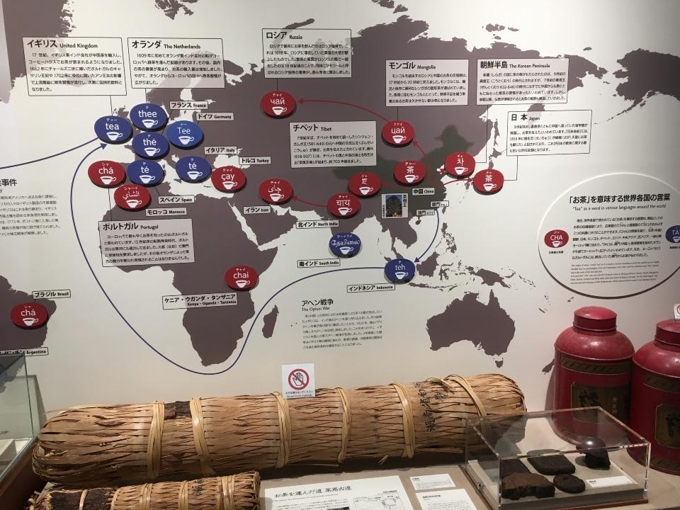 ふじのくに茶の国のミュージアム