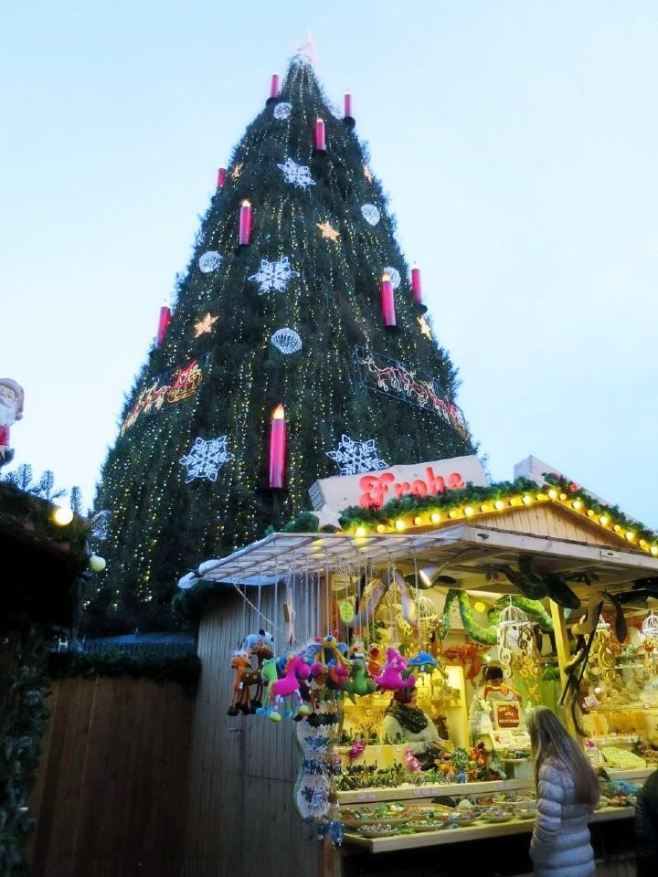 ドイツ  ドルトムントでサッカーとクリスマスマーケットを見よう!