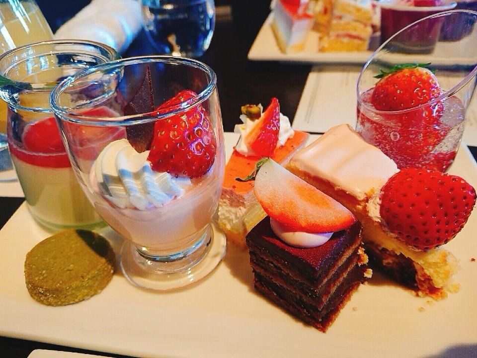 品川プリンスホテル table9