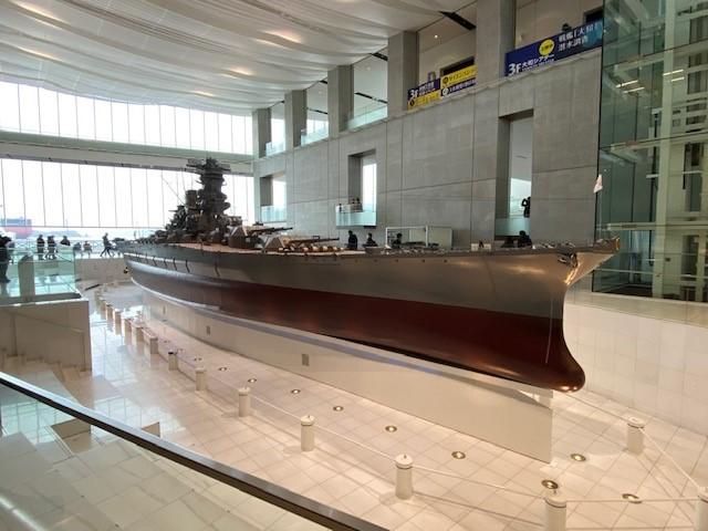 呉市海事歴史科学館「大和ミュージアム」