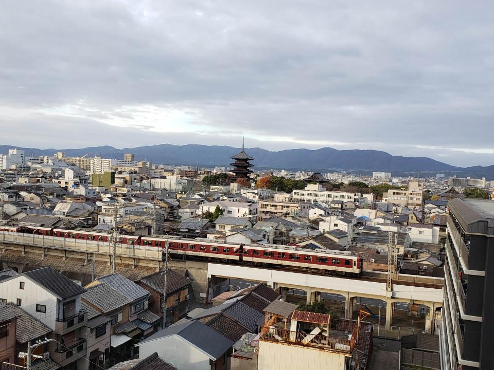 京都プラザホテル新館