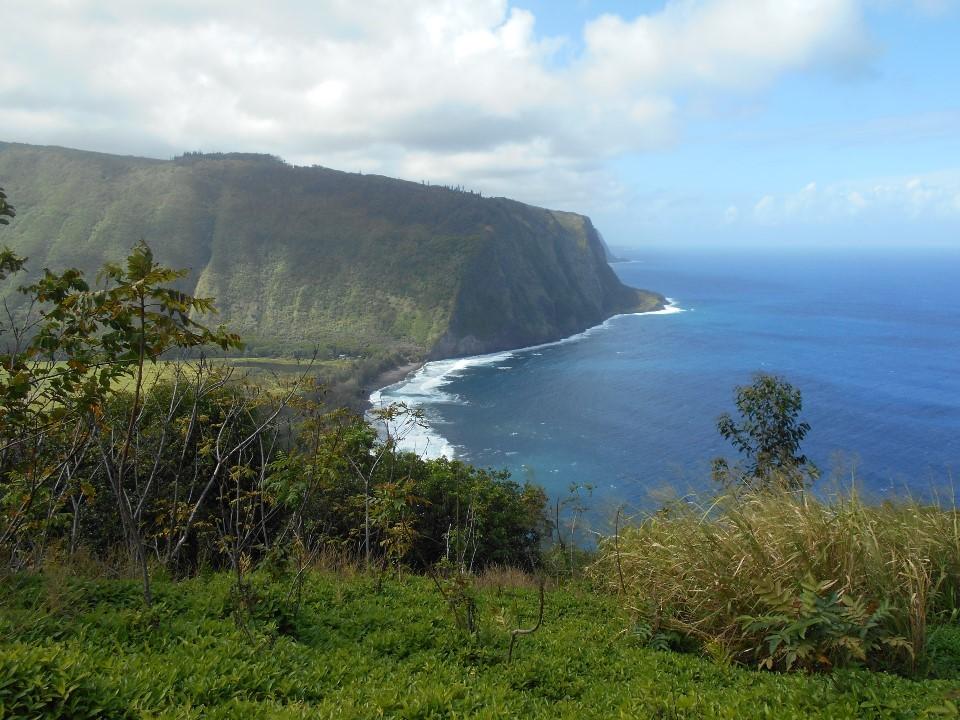 ハワイ島(Big Island) その1