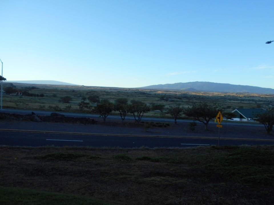 リゾートの外の風景