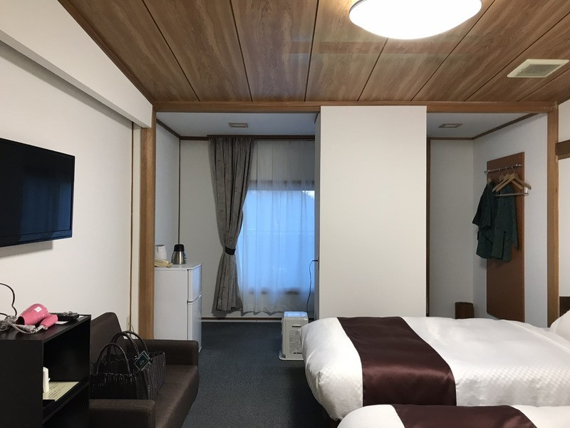 黒部観光ホテル(お部屋)