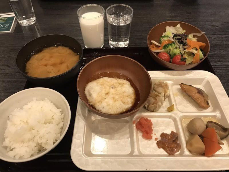 黒部観光ホテル(朝食)