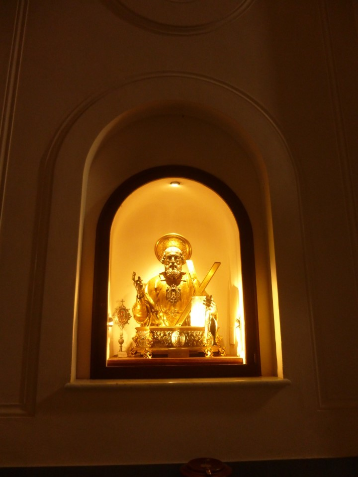 アマルフィ大聖堂内観Ⅱ