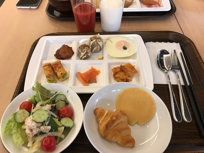 ホテルWBF京都東寺(朝食)