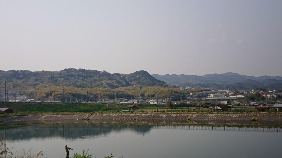 熊野古道沿いの風景
