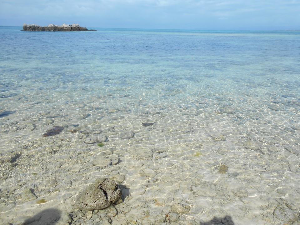 竹富島 皆治浜(カイジハマ)