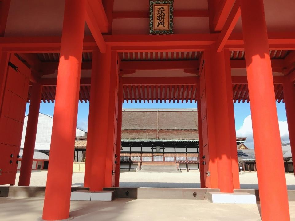 京都御所見学のすすめ【優雅な御殿、整然とした日本美があります】