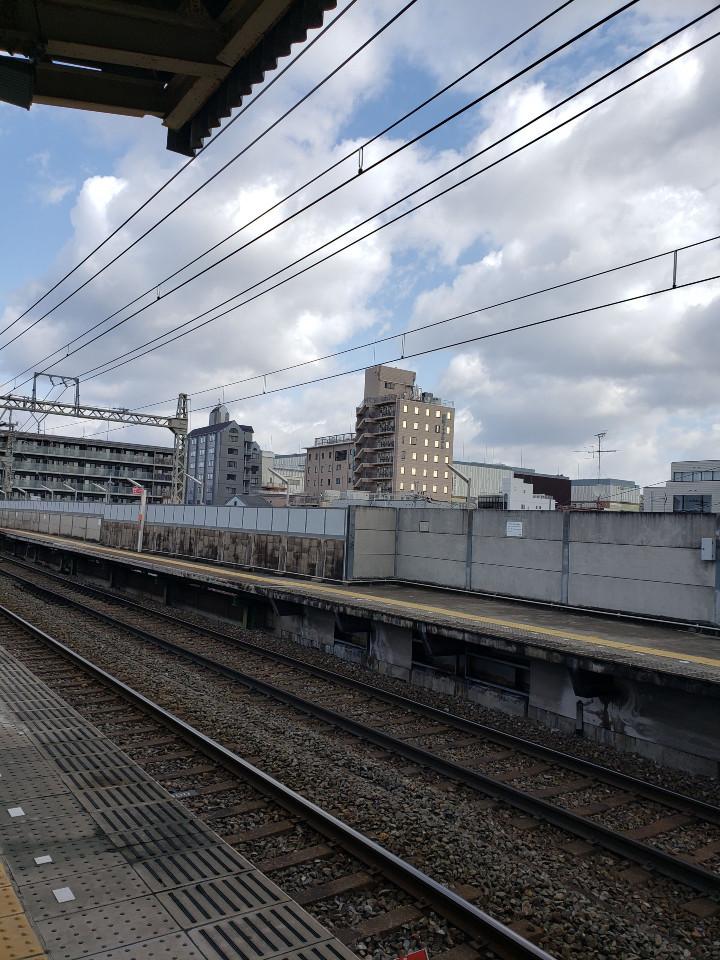 近鉄 東寺駅