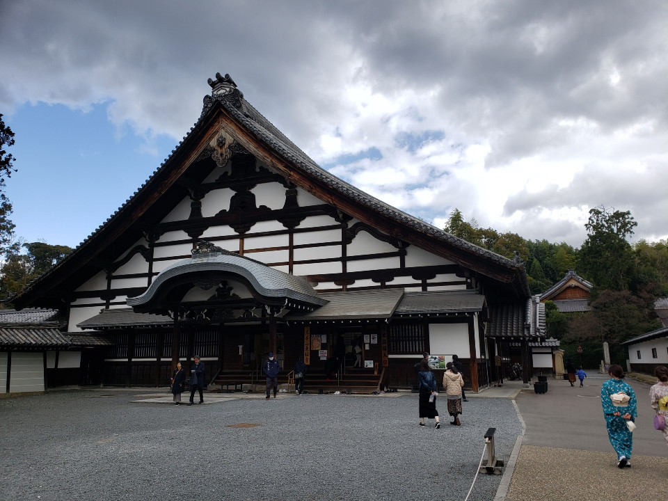 東福寺 書院