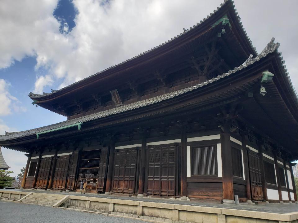 東福寺 本堂・三門