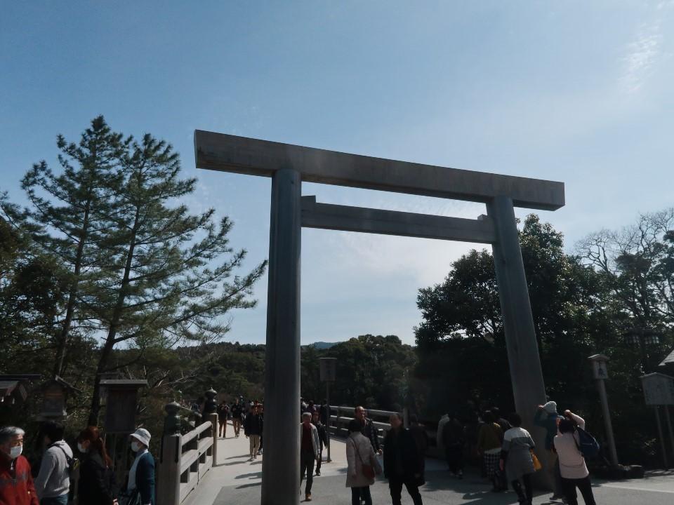 正しいお作法(?)でお伊勢参り②皇大神宮(内宮)と朝熊岳金剛證寺
