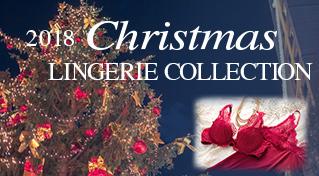2018 クリスマスランジェリーコレクション