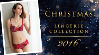 2016クリスマスランジェリーコレクション