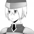 衛兵の青年