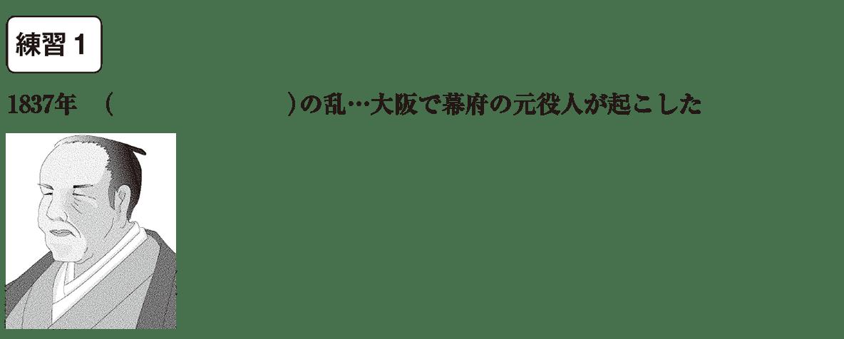 中学歴史41 練習1 カッコ空欄